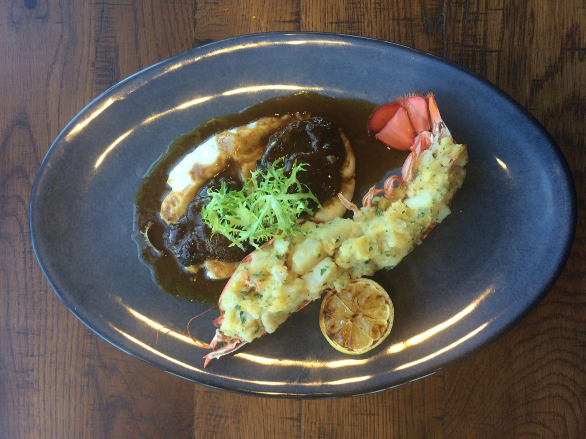 Sail Over to Paddlefish for a Rooftop Lobster and International Wine Dinner