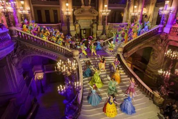 A Sneak Peek Into Disneyland Paris' Pirates & Princesses Festival