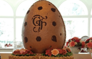 Grand Floridian Unveils Whimsical 2018 Easter Egg Display