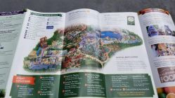 Guide Theme Park Map