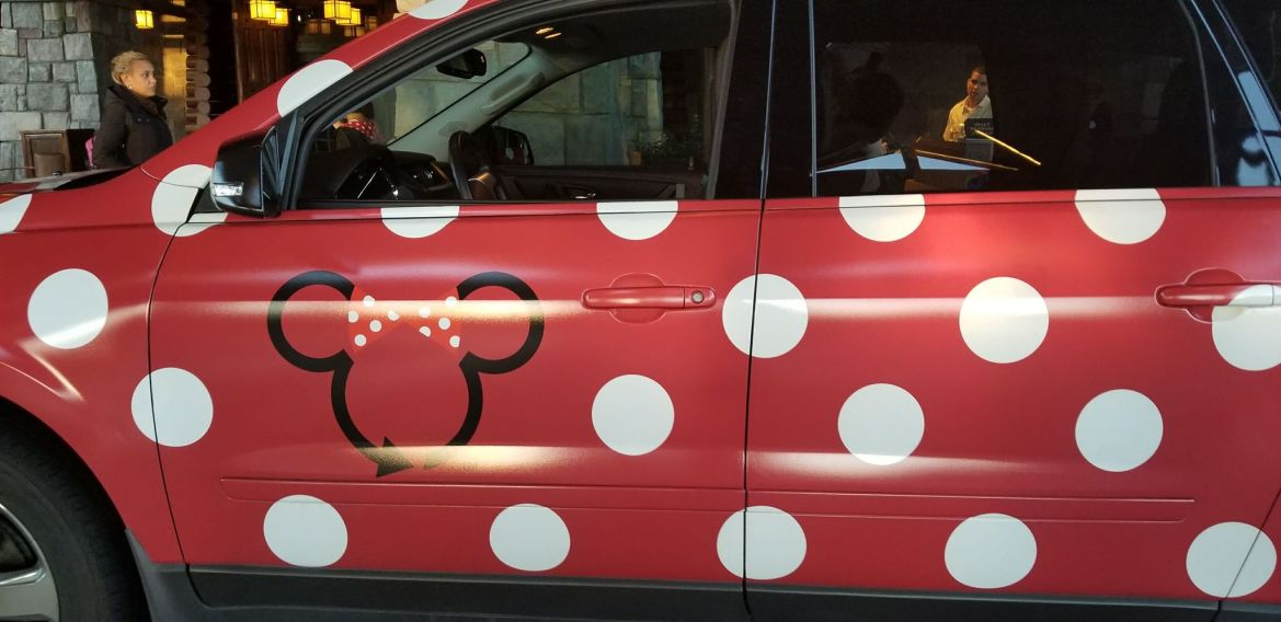 Minnie Vans Now Available at All Walt Disney World Resorts
