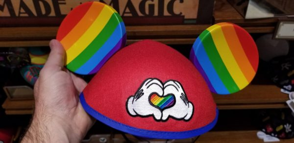 Disneyland Paris Pride