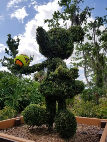 FootGolf Is Now Available At Disney's Oak Trail Golf Course 2