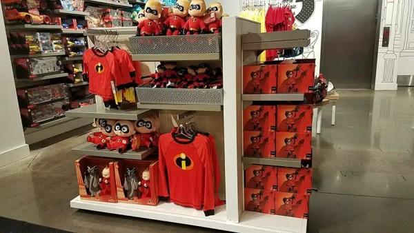 Incredibles 2 Merchandise