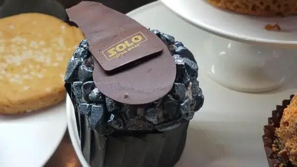 Trolley Car Cafe Solo Cupcake