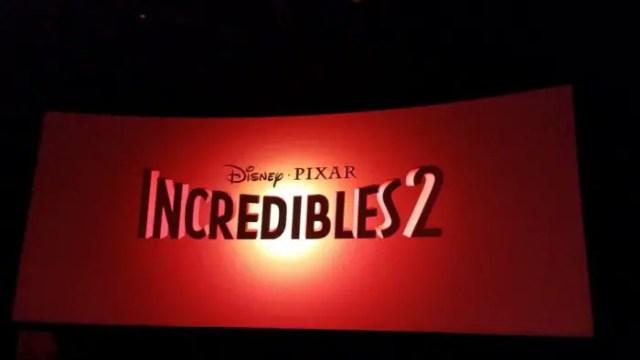Walt Disney Presents Incredibles 2 Sneak Peek 13