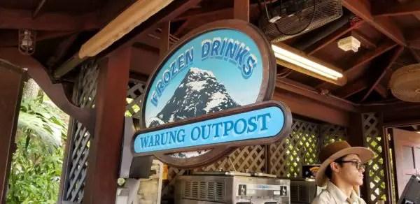 Warung Outpost Cake Push Pop