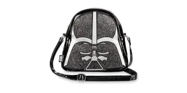 Sparkly Darth Vader Purse
