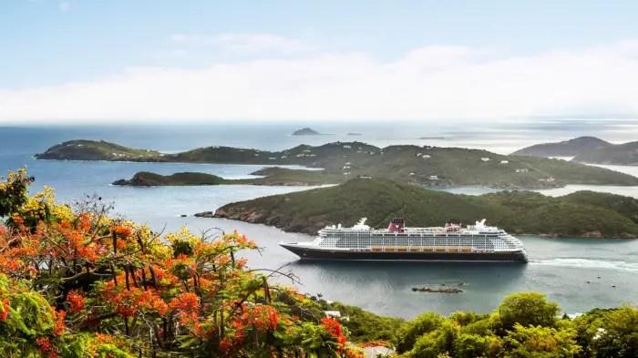 Disney Cruise Line 2019 Fall Itineraries