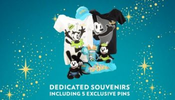 Dazzling New Disney FanDaze Merchandise From Disneyland Paris