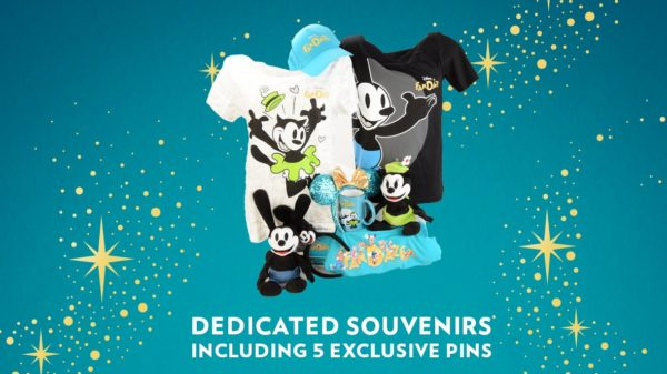 Disney FanDaze Collector Souvenirs