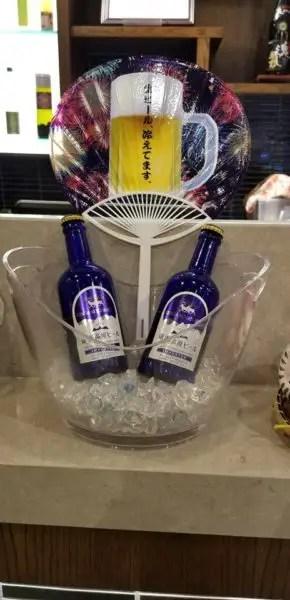Sake Tasting at Mitsukoshi Department Store at Epcot's Japan Pavilion 4