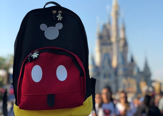Mickey Inspired Backpack