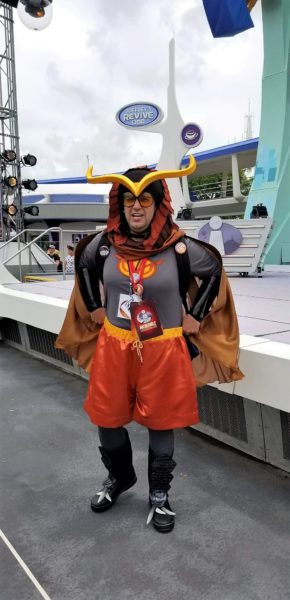 Incredible Tomorrowland Expo Super Characters Now Meeting Daily 11