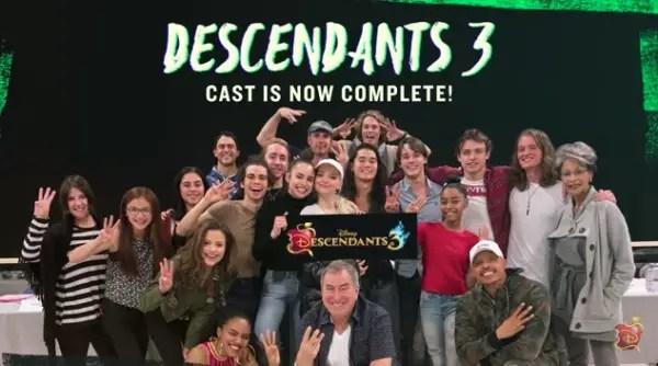 Descendants 3 CastsCheyenne Jackson