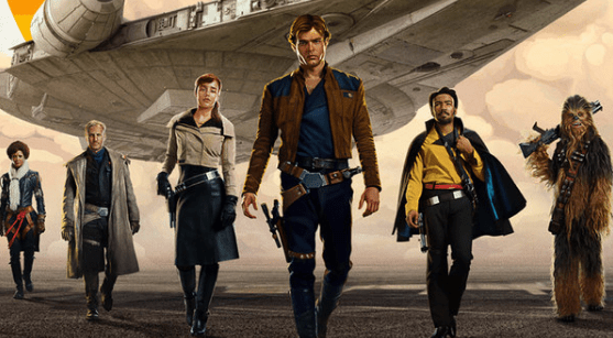 Solo box office numbers