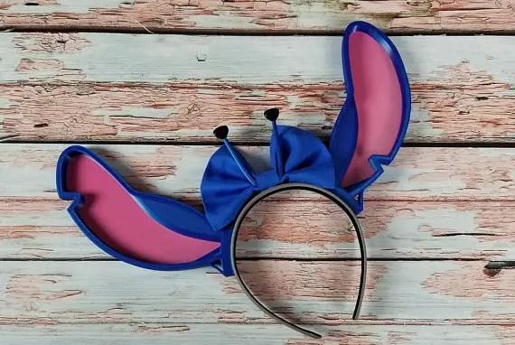 Stitch Minnie Ears
