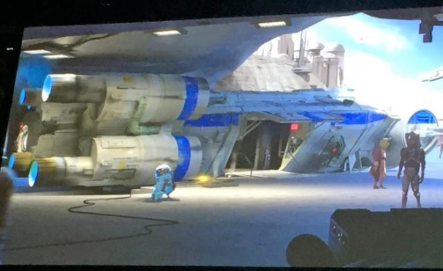 Big Announcements For Star Wars: Galaxy's Edge Released Tonight 7