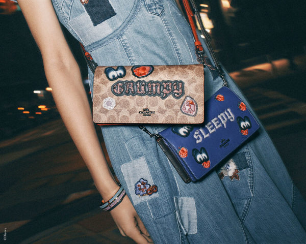 Dark Fairytale Disney Coach Collection