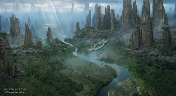 Big Announcements For Star Wars: Galaxy's Edge Released Tonight 1