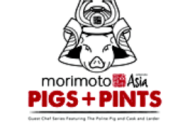 Pigs n' Pints Event Coming to Morimoto at Disney Springs!