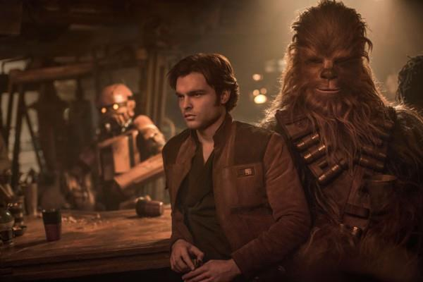 LucasFilm Putting 'A Star Wars Story' Movies on the Back Burner