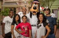 Former New York Yankees All-Star Mariano Rivera Visits Walt Disney World