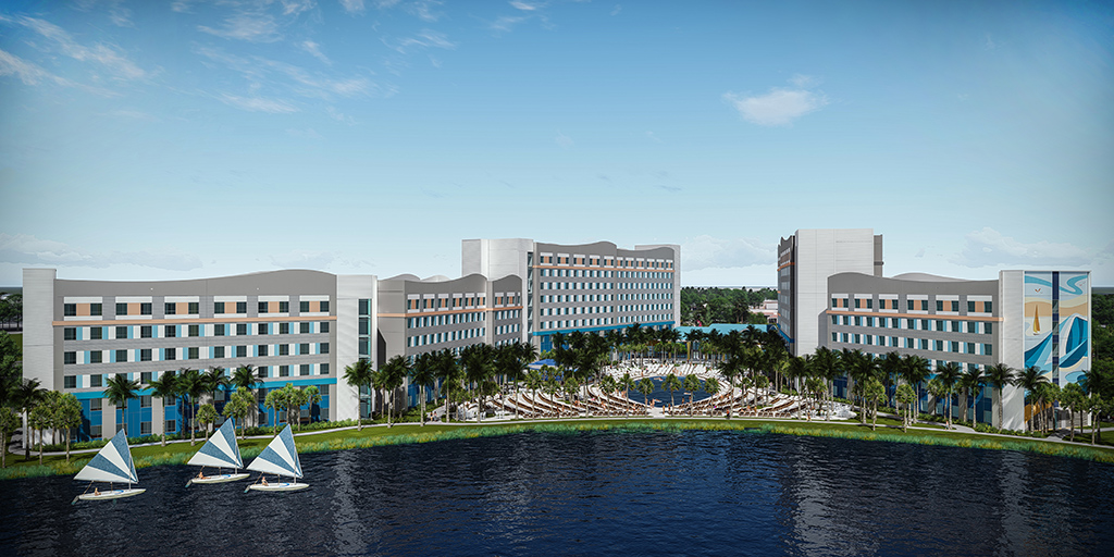 Universal Orlando's Endless Summer Resort to Open August 2019 – Booking Now Available