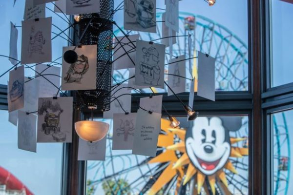 The Details to Disneyland's Lamplight Lounge are Beyond Magical 2