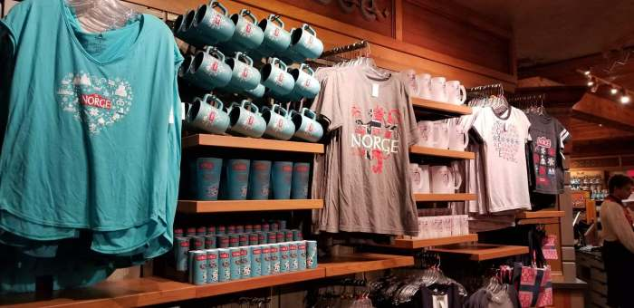 Merchandise Events in Epcot