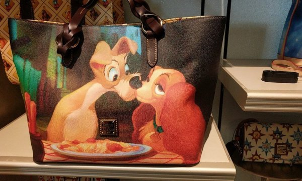 Lady And The Tramp Dooney And Bourke Handbags