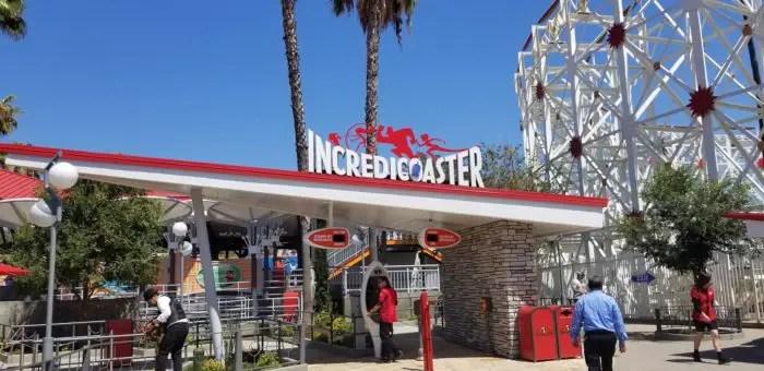 Incredicoaster