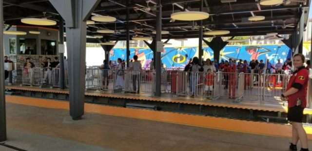VIDEO and PHOTOS: First Look At The Incredicoaster In Pixar Pier 11