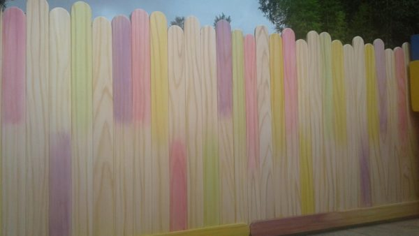 Toy Story Land Popsicle wal