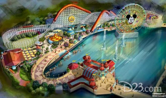 D23 Members Can Celebrate the Opening of Pixar Pier Early 1