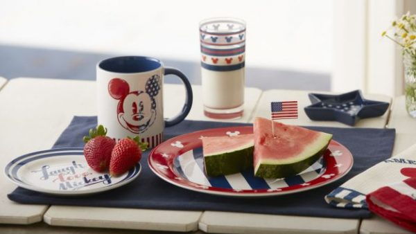 Disney Parks Americana Collection