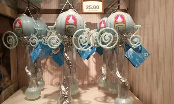 Cinderella Bubble Wand