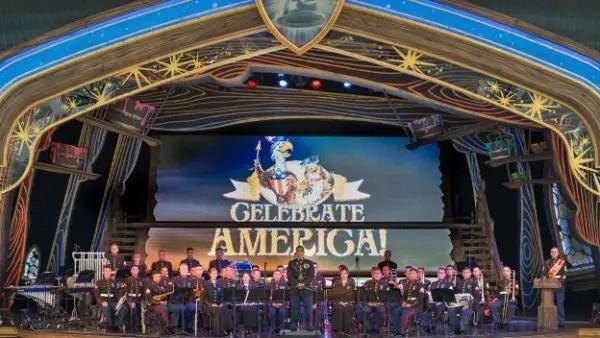 Disneyland Resort Independence Day celebration