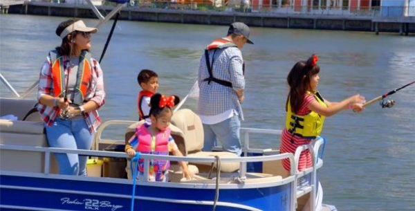 National Fishing And Boating Week Makes A Splash At Walt Disney World 2