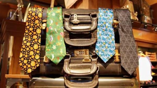 Disney Silk Ties