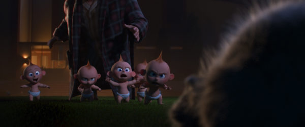 Meet the all powerful Baby Jack-Jack from Disney Pixar's Incredibles 2! 2