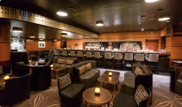 Keys - Piano Lounge on Disney Magic
