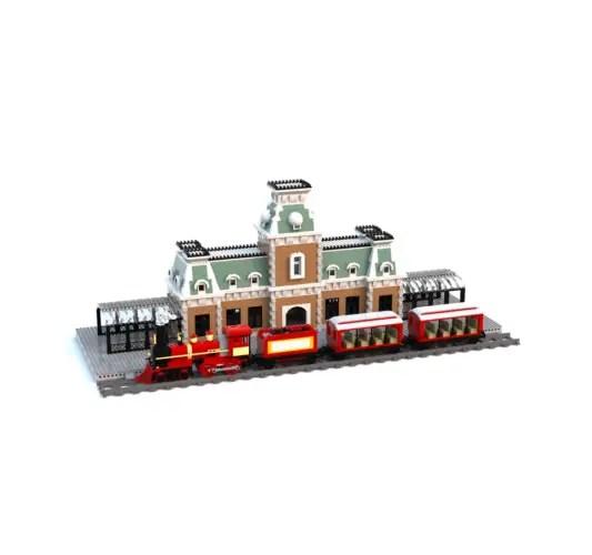 Disney Inspired LEGO Ideas