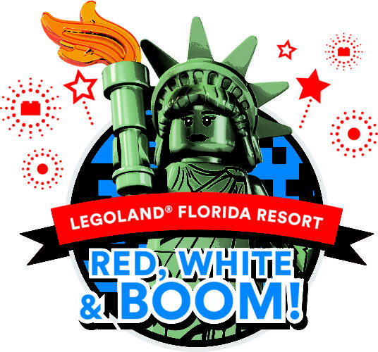 LEGOLAND Florida Celebrates 4th of July With Biggest Fireworks Display of the Year 1