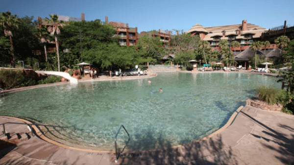 Jambo House Pool Refurbishment