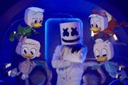 A Marshmello and DuckTales Fly Music Video is Headed Your Way!
