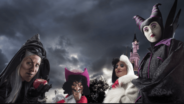 Disneyland Paris Halloween Party 2018.Celebrate Halloween At Disneyland Paris This Year