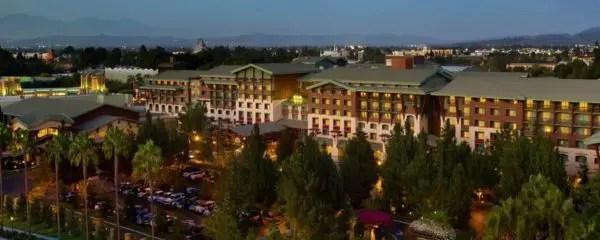 Disney S Grand Californian Hotel Kitchens Closed On Sunday June 10