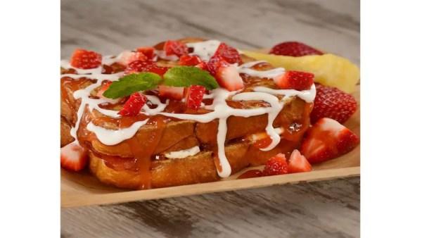 Disney Recipe: Make Guava-Stuffed French Toast!