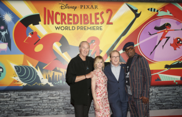 Incredibles 2 World Premiere photos
